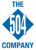 The 504 Company logo