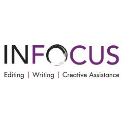 Infocus Editing Logo