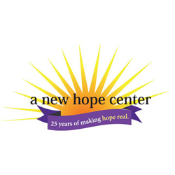 A New Hope Center logo