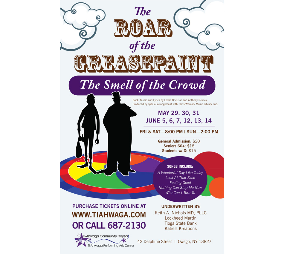 GreasePaint_poster_11x17