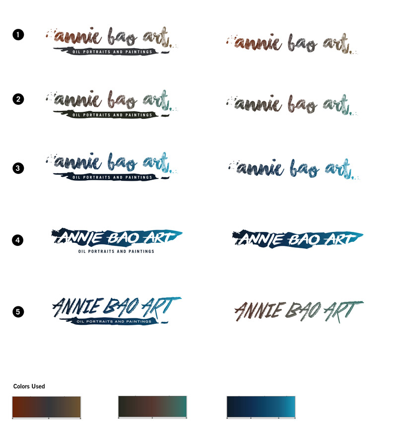 AnnieBaoArt_Logo_Options